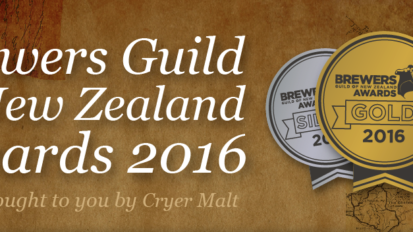 NZ Beer Awards 2016