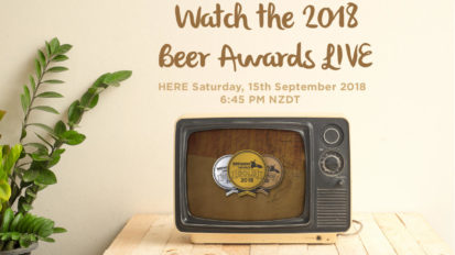 NZ Beer Awards 2018
